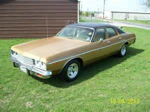 find used 1974 dodge coronet custom sedan 4 door 5 2l in