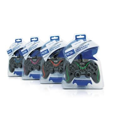 Vztec Usb Shock Controller Pad Joystick Model Vz Ga6008 2 vztec usb shock controller pad joystick model vz ga6008 green jakartanotebook