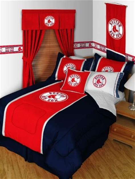red sox bedroom boston red sox bedding boston red sox comforter red