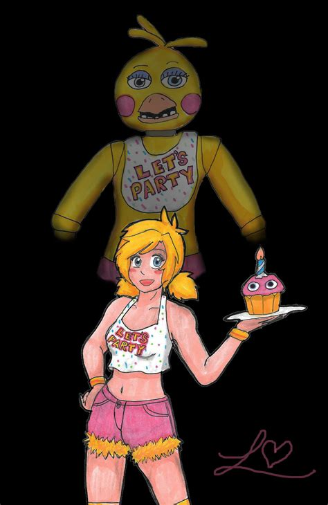 deviantart anime chica toy anime toy chica requests by midna627 on deviantart