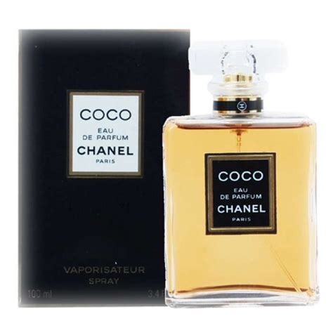 Parfum Coco Chanel coco chanel eau parfum 100ml vaporisateur spray 3 4oz