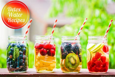 Detox S by 10 Detox Water Recipes For Weight Loss A Complete Guide