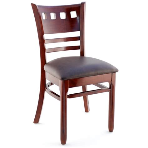 Premium Chairs by Premium Us Made American Back Wood Chair