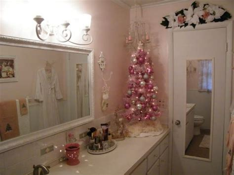 decorating the bathroom for christmas 5 decorating ideas to get your bathroom a christmas look