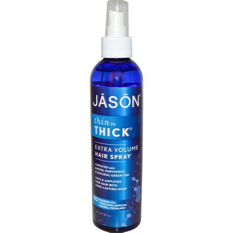 Promo Hair Spray Mylea 420 Ml 1 jason thin to thick volume hair spray 8 fl oz 237 ml iherb
