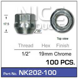wheel nuts | product categories | nice products