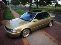 Used Modified Cars For Sale In South Africa Toyota Corolla Rxi Used Mitula Cars