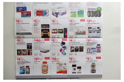 costco bellingham coupon book