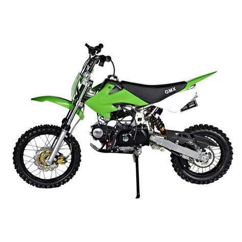 motocross bikes 125cc gmx rider x dirt bike 125cc green
