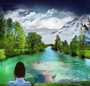 Beautiful Creativity Images And Paintings Wallpapers