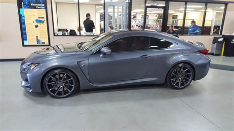rcf lexus grey picture of your rcf right now page 18 lexus forums