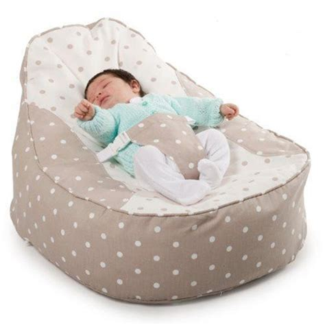 Infant Bean Bag Chair by Home Dzine Crafts Make A Baby Bean Bag