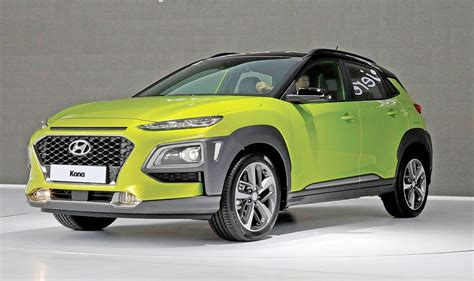 hyundai crossover hyundai kona subcompact crossover will start in a