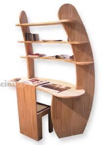 Feng Shui Home Design scrivanie ufficio o cameretta in legno naturale cinius