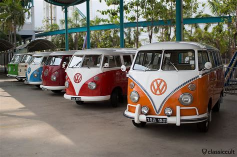 volkswagen thailand siam vw festival 2014 bangkok thailand classiccult