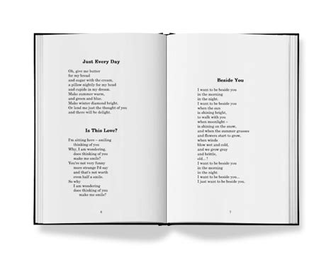 Layout Design Pinterest Layouts Poetry Book Layout Templates