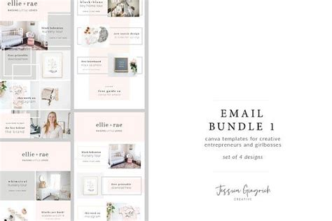 1631 Best Email Design Email Templates Email Marketing Images On Pinterest Email Design Canva Email Template