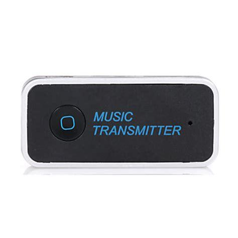 Bluetooth Transmitter Bt 4 Black bluetooth transmitter bt520 black