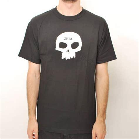 T Shirt Zero X Store 1 zero skateboards zero skull skate t shirt black skate t shirts from skate store uk
