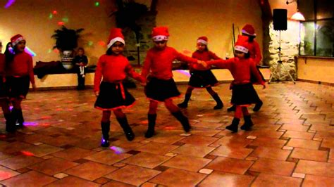 ballo  natale bambini  youtube