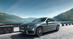 Mercedes C Instantly Thrilling The New Mercedes C Class Coup 233