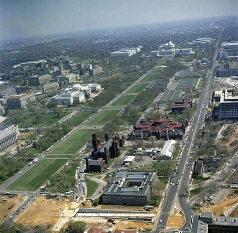 in dc kn c21107 aerial view of national mall in washington d c