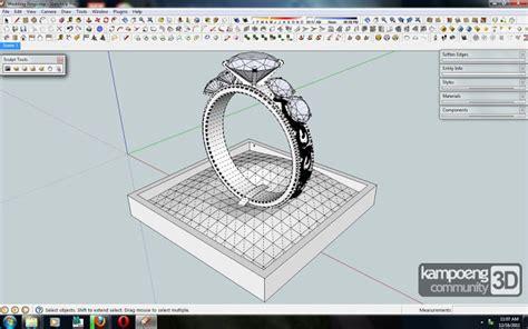 Wedding Ring Design Software by Virgooktaviano My Jewellery Design