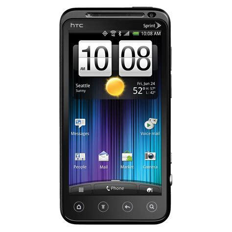 android phone htc evo 3d 4g android phone sprint cell phone