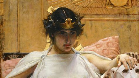 by john william waterhouse cleopatra a toast to the toast the site that was just for you yes