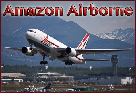 amazon airborne