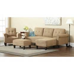 walmart living room 10 spring street ashton living room set sand walmart com