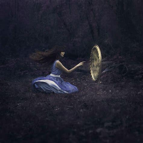 dreamlike surreal photography  nicole burton