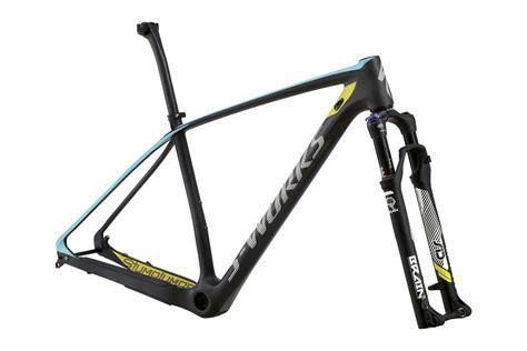 test vtt specialized s works stumpjumper 29 frameset 2015 v 233 lo xc hardtail