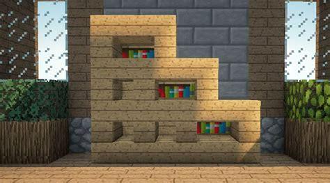 Minecraft Shelfs by Minecraft Furniture Storage Minecraft Bookshelves