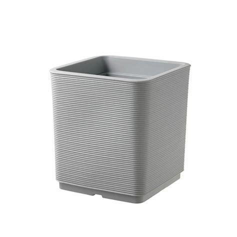 vasi di plastica per esterni vasi da esterno in cemento con fioriere in cemento per il