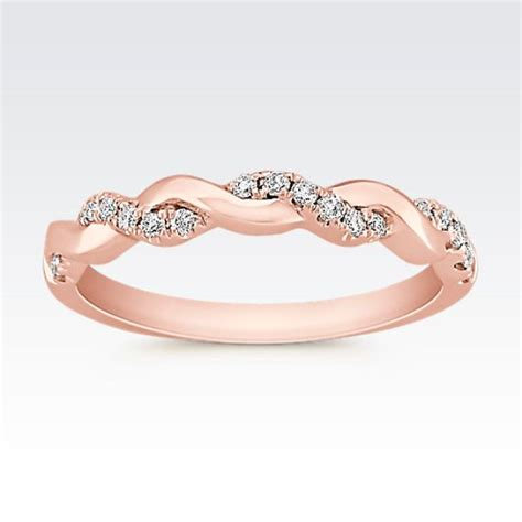 Wedding Rings Infinity Band by Best 25 Infinity Wedding Bands Ideas On