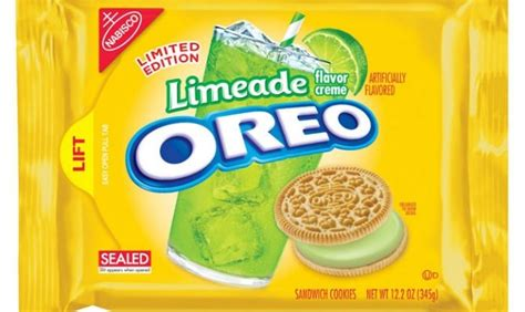 is the newest oreo flavor fried chicken first we feast oreo introduces new limeade flavor l a weekly