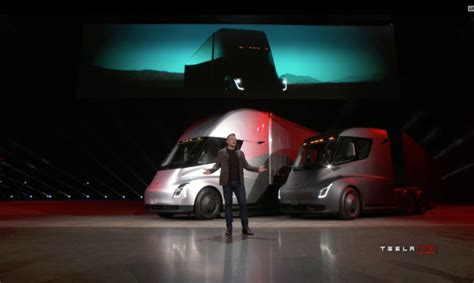 elon musk electric truck some swoon others dismissive as elon musk unveils new