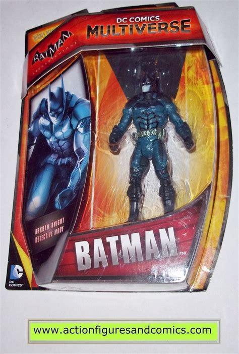 Two Arkham Dc Multiverse Mattel Moc dc universe multiverse batman arkham detective mode