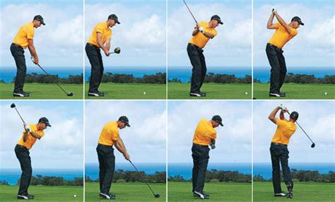 correct golf swing sequence golf for beginners