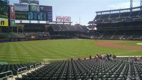 section 129 citi field mets seating chart section 128 citi field section 129