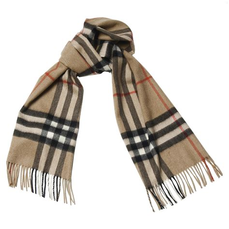 fashionable burberry scarves for