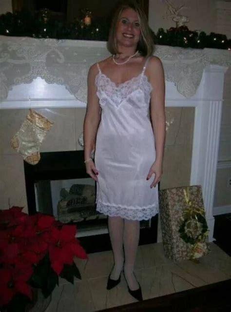 women wear nylon slips image classic chemise slips pinterest nancy dell olio