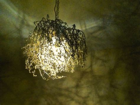 Organic Shadow Chandeliers Create A Woodland Ambience In Forest Shadow Chandelier Price