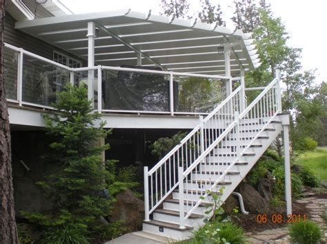 aluminum deck awnings glass awnings for home interesting glass awnings for home