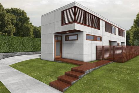 green homes designs freegreen bringing green design to the masses