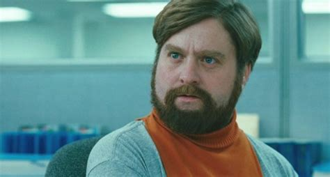 film lucu zach galifianakis what i like to call the anticipated laugh upon the mere