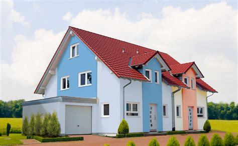 fassadengestaltung ideen hornbach reihenhaus fassaden