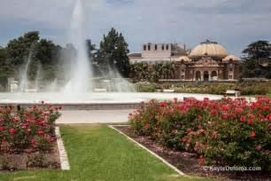 Exposition Park Garden by Exposition Park Garden Los Angeles Ca California