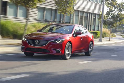 mazda mazda6 reviews research new used models motor trend